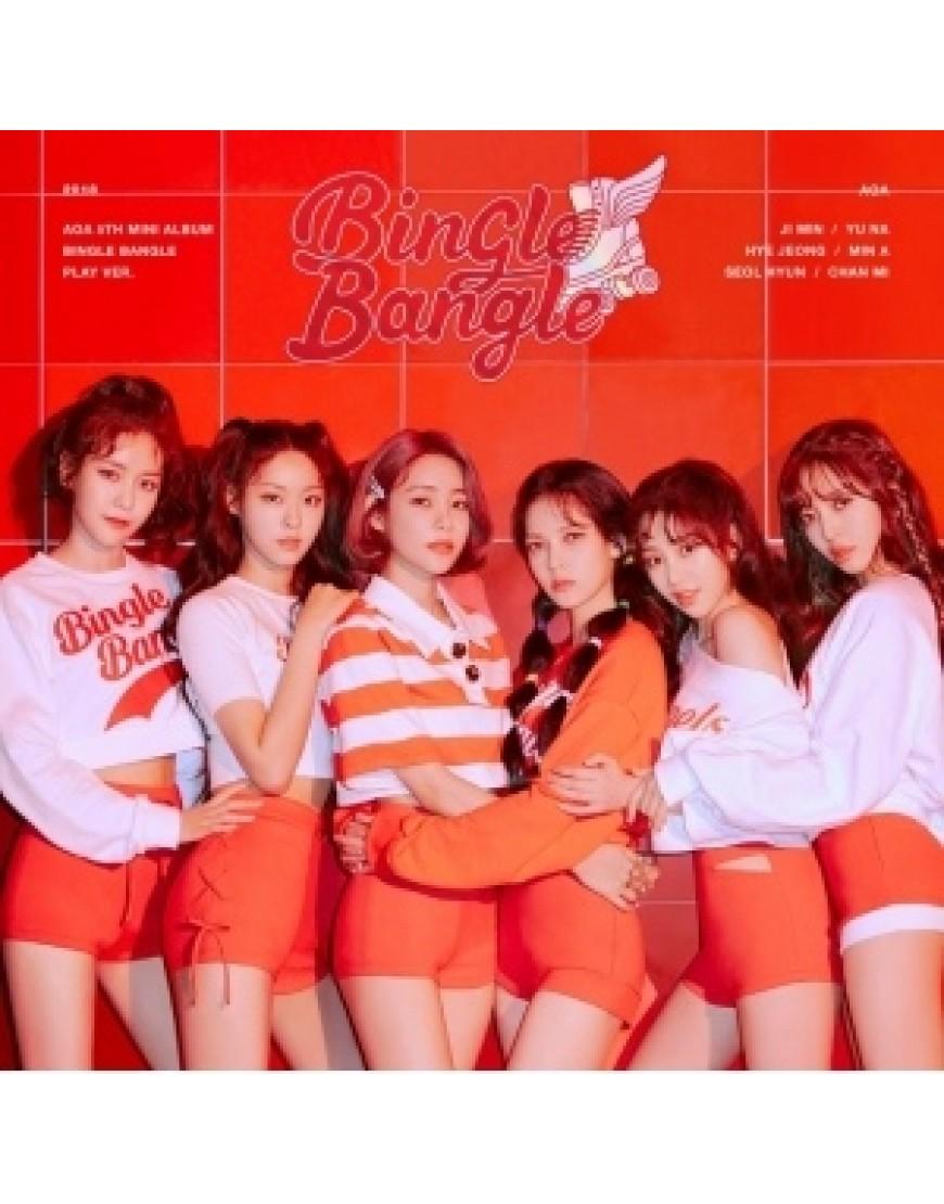 AOA - Mini Album Vol.5 [BINGLE BANGLE] (PLAY Version) popup