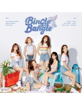 AOA - Mini Album Vol.5 [BINGLE BANGLE] (READY Version)