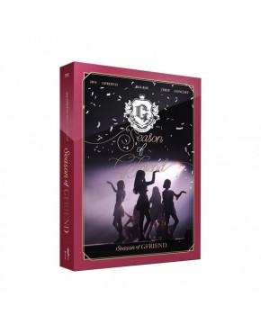 GFRIEND - 2018 GFRIEND FIRST CONCERT [Season of GFRIEND] CONCERT Blu-Ray