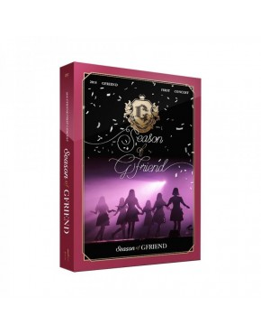GFRIEND - 2018 GFRIEND FIRST CONCERT [Season of GFRIEND] CONCERT DVD