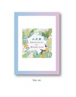 A.C.E - Repackage Album Vol.1 [A.C.E Adventures in Wonderland]