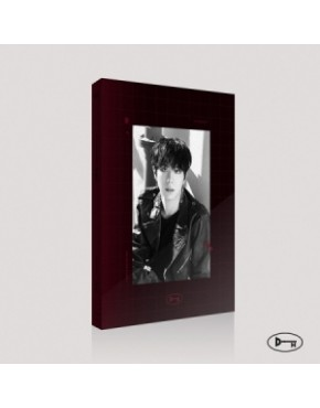 Kim Dong Han - Mini Album Vol.1 [D-DAY] (Black Version)