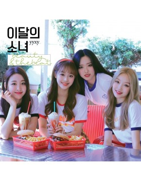 This Month's Girl (LOONA) : yyxy - Mini Album [beauty&thebeat] (Limited Edition)