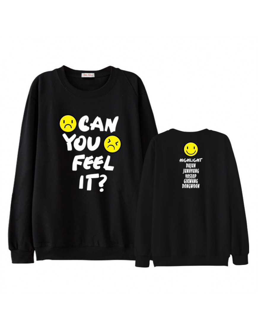 Blusa Highlight Can you Feel it popup