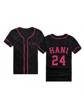 Camisa de Baseball Jersey EXID Membros