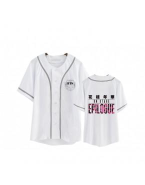 Camisa de Baseball Jersey BTS