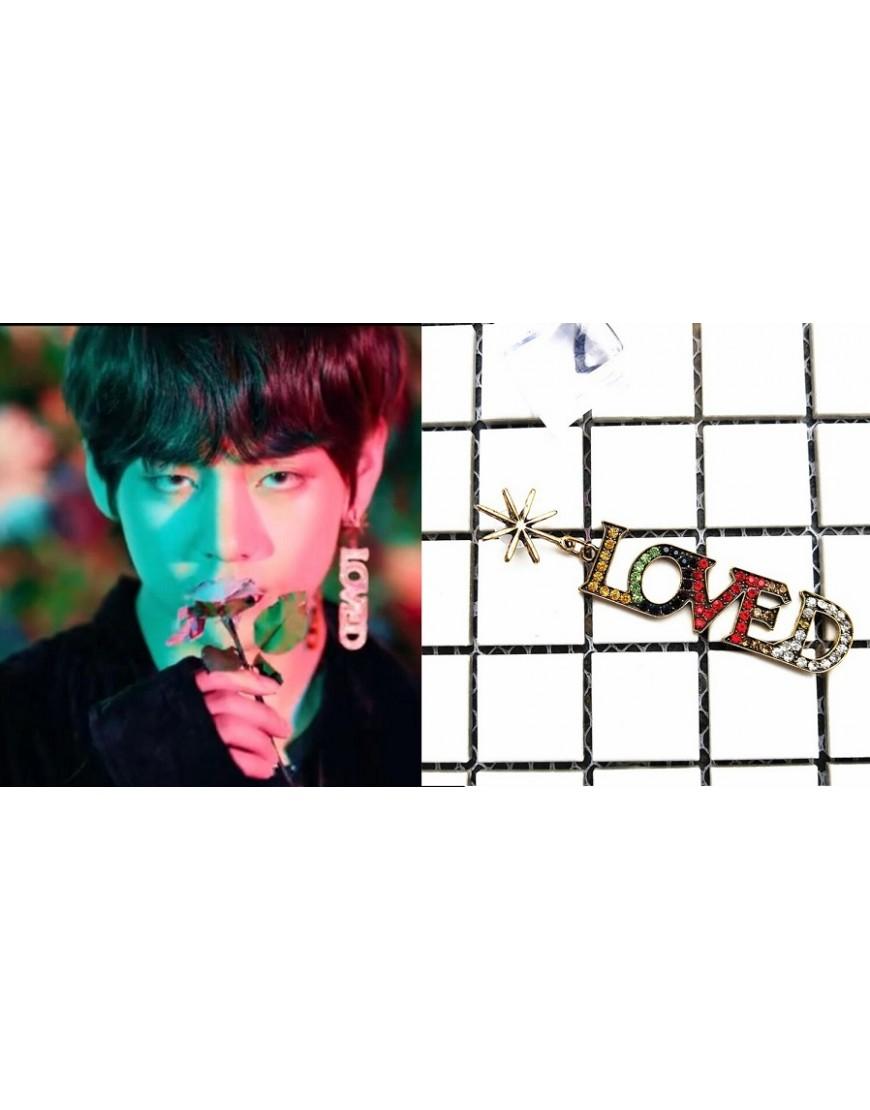 Brinco BTS Taehyng V Singularity popup