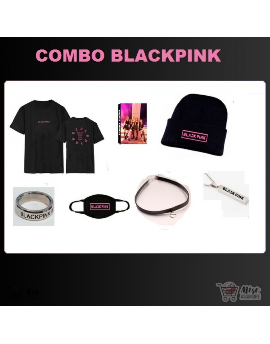 Super Combo Blackpink popup