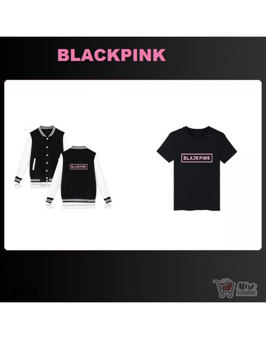 Kit Blackpink ( jaqueta+Camiseta) popup