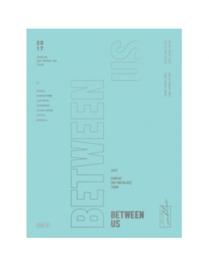 CNBLUE - 2017 CNBLUE [BETWEEN US] TOUR DVD