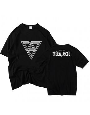 Camiseta Seventeen Teen, Age