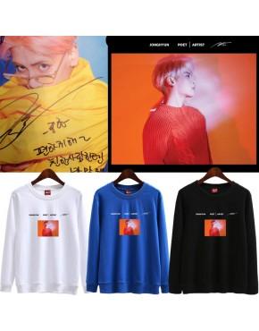 Blusa Shinee JOnghyun Poet Artist