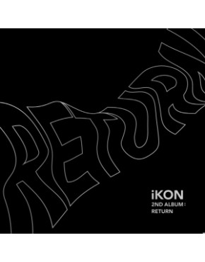 iKON - Album Vol.2 [Return] (BLACK Version)