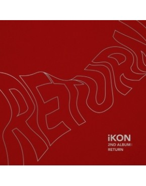iKON - Album Vol.2 [Return] (RED Version)