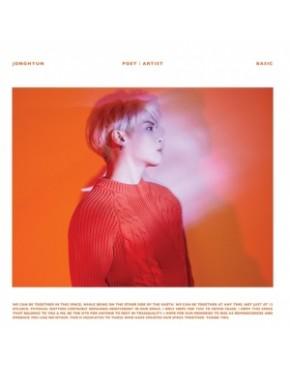 SHINee : JongHyun - Album [Poet l Artist]