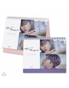WHILE YOU WERE SLEEPING 2018 CALENDER