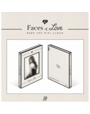 SUZY - Mini Album Vol.2 [Faces of Love]