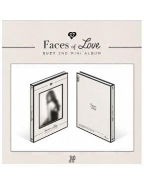 SUZY - Mini Album Vol.2 [Faces of Love]