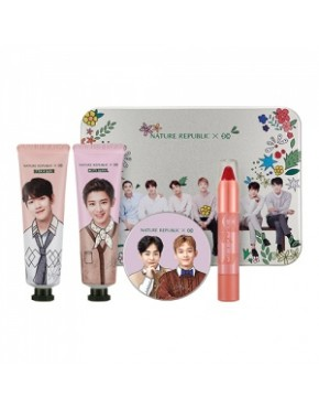EXO- NATURE REPUBLIC OFFICIAL EXO CHOK CHOK SPECIAL COLLECTION