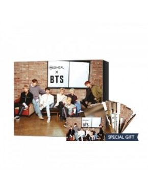 BTS- MEDIHEAL X BTS - BRIGHTENING & REVITALIZING CARE SPECIAL SET