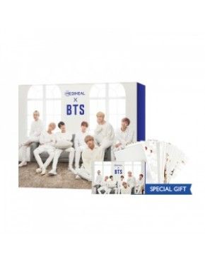 BTS-MEDIHEAL X BTS - HYDRATING MOISTURE CARE SPECIAL SET