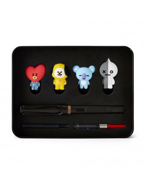 BTS- LAMY X BT21 EDITION SET 1 - TATA, CHIMMY, KOYA, VAN