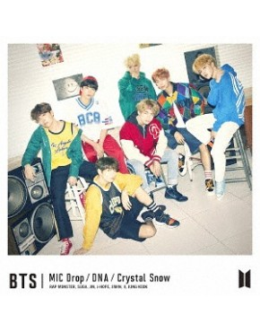BTS- MIC Drop / DNA / Crystal Snow [DVD, Limited Edition / Type A]