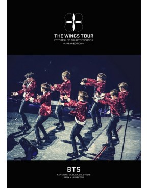 BTS- 2017 BTS LIVE TRILOGY EPISODE III THE WINGS TOUR - JAPAN EDITION - [Limited Edition]