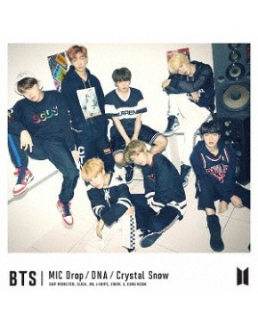 BTS- MIC Drop / DNA / Crystal Snow [DVD, Limited Edition  Type B]