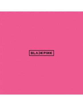 BLACKPINK- BLACKPINK [CD+DVD]