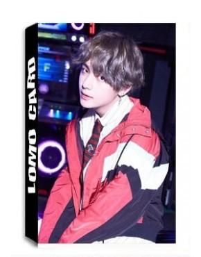 BTS V TAEHYUNG LOMO CARDS