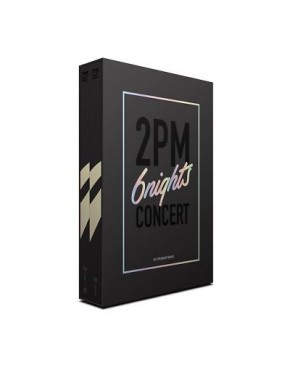 2PM - 2017 2PM CONCERT 6Nights