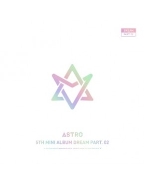 ASTRO - Mini Album Vol.5 [Dream Part.02 BARAM] LImited