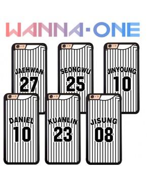 Case Wanna One Vários Modelos