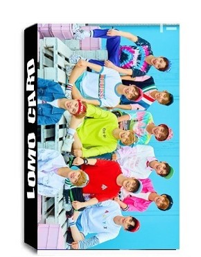 Wanna One Lomo Cards
