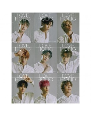 NCT 127 LOVEHOLIC [LIMITED Edition] JAPAN ver. CD