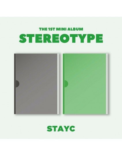 STAYC - STEREOTYPE CD