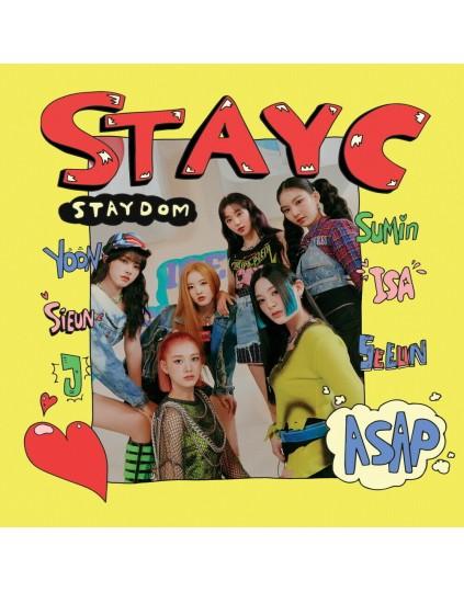 STAYC - STAYDOM CD