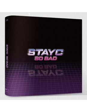STAYC - Star To A Young Culture CD