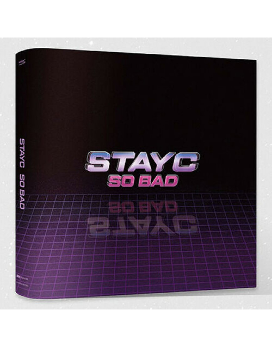 STAYC - Star To A Young Culture CD popup