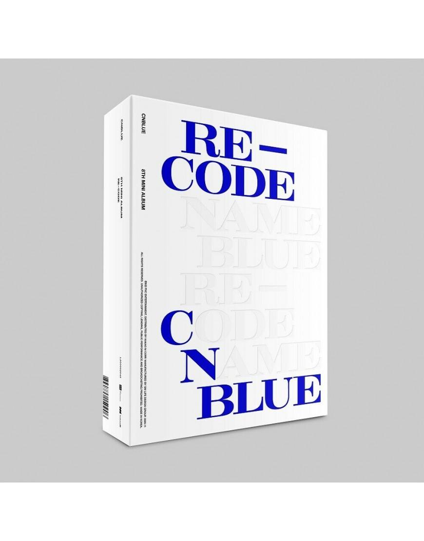 CNBLUE - RE-CODE (Standard version) popup