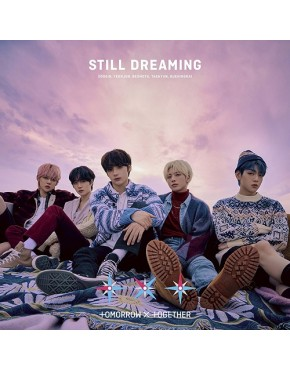 TXT TOMORROW X TOGETHER-  Still Dreaming [Regular Edition ]