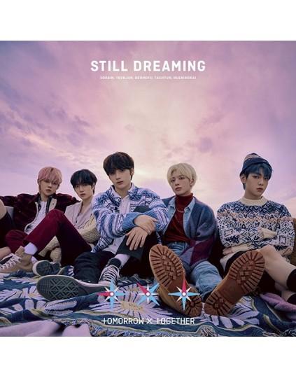 TXT TOMORROW X TOGETHER-  Still Dreaming [Regular Edition ]