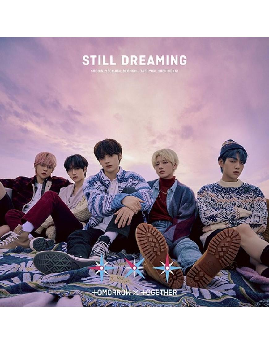 TXT TOMORROW X TOGETHER-  Still Dreaming [Regular Edition ]  popup