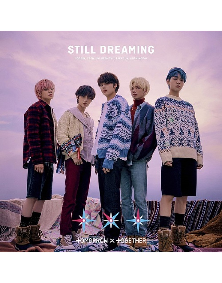 TXT TOMORROW X TOGETHER-  Still Dreaming [Limited Edition / Type B]  popup
