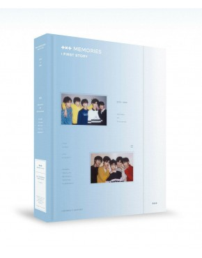 TXT - TXT MEMORIES : FIRST STORY DVD