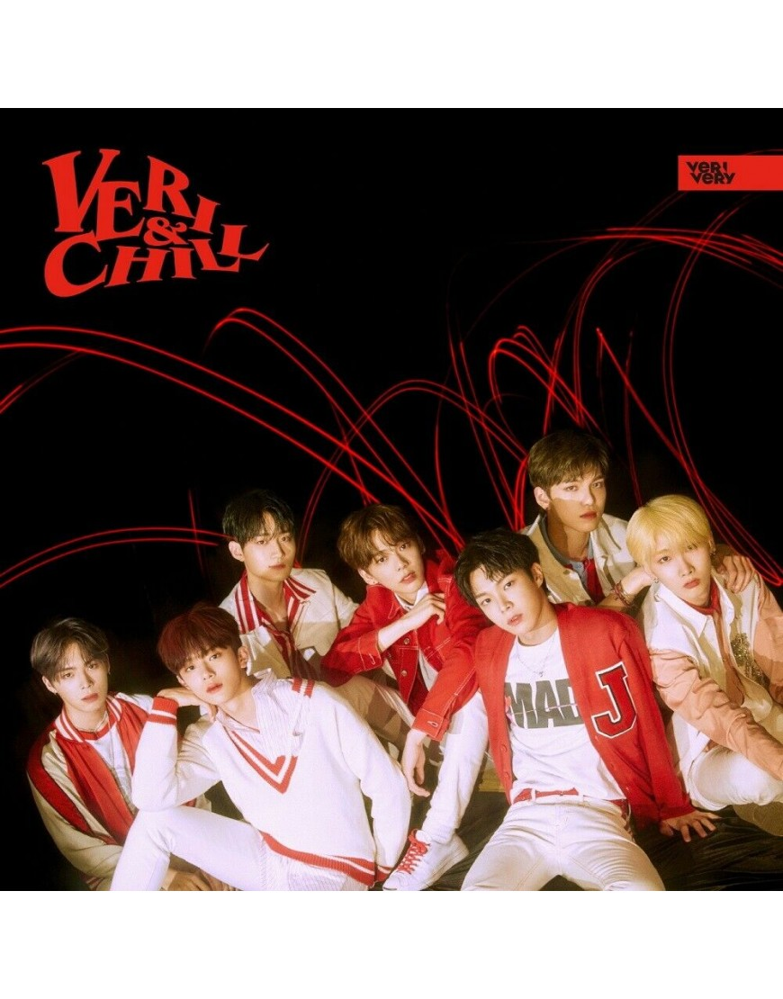 VERIVERY - VERI-CHILL CD popup