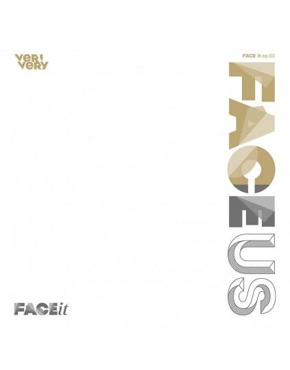 VERIVERY - FACE US CD