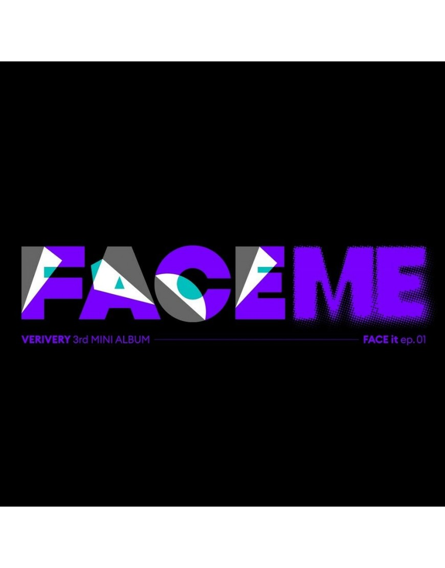 VERIVERY - FACE ME CD popup