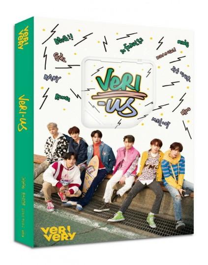 VERIVERY - VERI-US [OFFICIAL version]  KIHNO CD